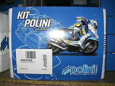 Peugeot Ludix Scooter 50 D.47 Alloy Performance Cylinder Kit Polini