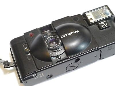 Olympus XA2 35mm Compact Film Camera with A11 flash