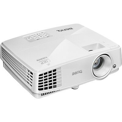 Benq MX570 DLP Projector With 1318 Lamp Hours Used