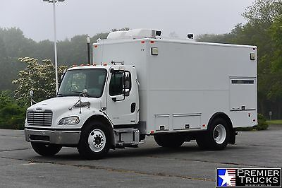2006 Freightliner M2 Mobile Office Command Center Expedition Production Truck