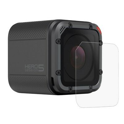 GoPro Hero Session 4 5 Tempered Glass Film Lens Protect Scratch Scrape Drop