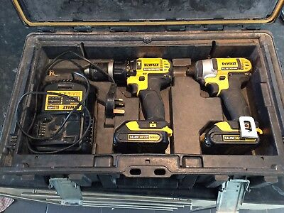 Dewalt DCK235C2 Combo drill And Impact
