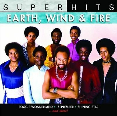 Earth Wind and Fire - Vol. 2-super Hits [New & Sealed] CD