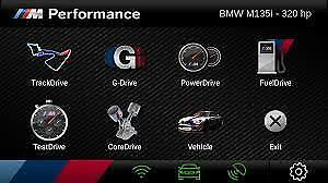 M Performance Drive Analyser iOS & Android 61432450841
