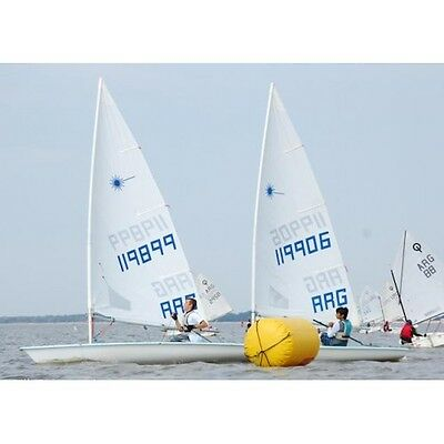 Laser I Radial Segel (Training- / Fahrten)