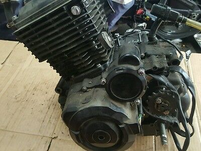 Senke 125 Engine 2014 /breaking/ Parts/oe