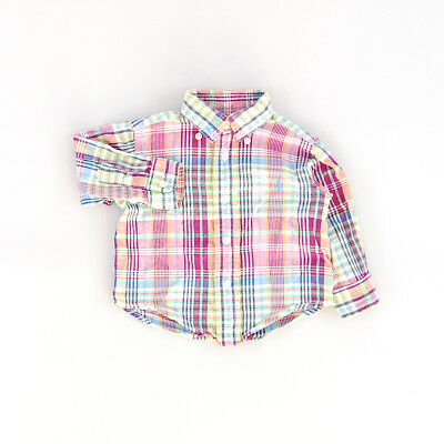 Camisa color Multicolor marca Polo Ralph Lauren 9 Meses