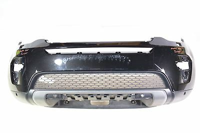 LAND ROVER DISCOVERY SPORT SE FRONT BUMPER in BLACK (GREY TRIM) (PDC + WASH)
