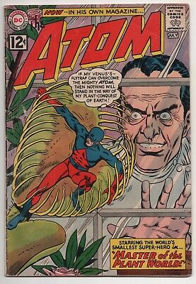 The Atom #1 (Jun-Jul 1962, DC) 1st Appearance in his own title!