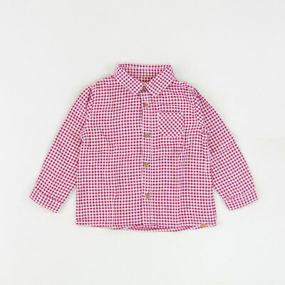 Camisa color Granate marca Zara 12 Meses