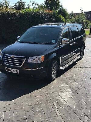 Chrysler Grand Voyager CRD 2010 Auto