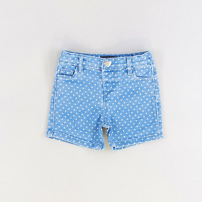 Short color Denim claro marca Baby Girl 12 Meses