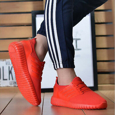 Men's Sports Athletic Shoes Athletic Casual Sneakers Running Training Breathable