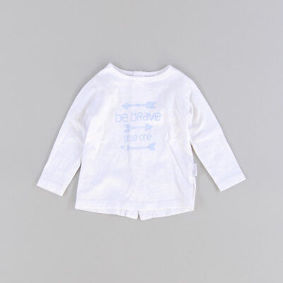 Camiseta color Blanco marca Tex 0 Meses