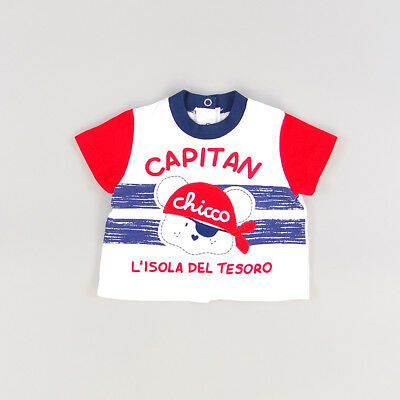 Camiseta color Blanco marca Chicco 1 Mes