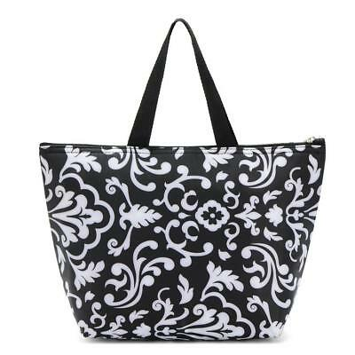NEW Thirty one Thermal Picnic Lunch Tote Bag in totem 31 gift ice bag handbag