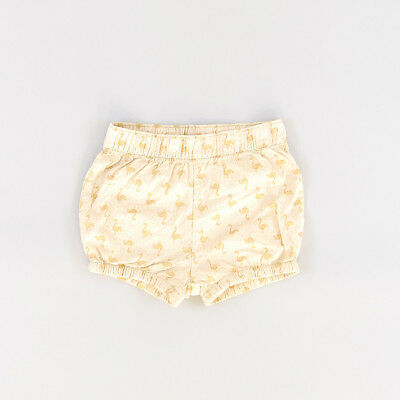 Shorts color Beige marca H&M 6 Meses