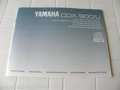 Yamaha av s7 owner 39 s manual operating instruction new for Yamaha rx v1600 manual