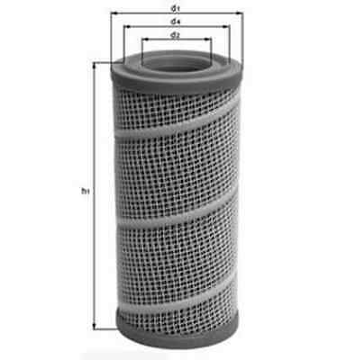 Air Filters - MAHLE LX 7060