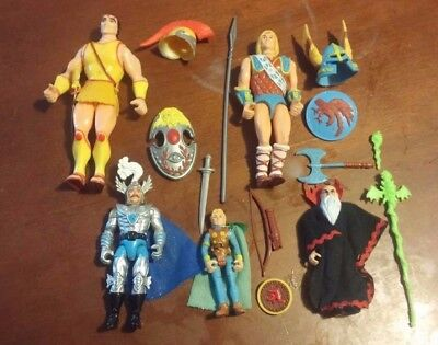 Advanced Dungeons and Dragons figure lot 1