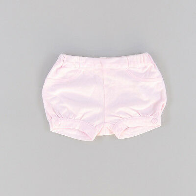 Short color Rosa marca Chicco 3 Meses