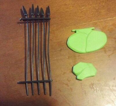 Advanced Dungeons and Dragons parts lot  Fortress of Fangs lot 2