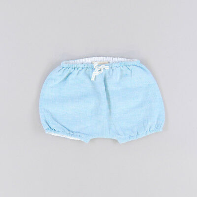 Short color Azul marca Zara 1 Mes
