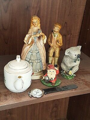 Joblot of household items, ornamnets, nice pieces,