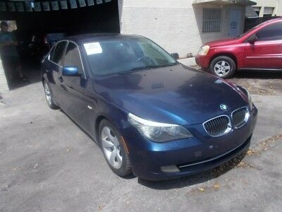 2008 BMW 5-Series 528i car