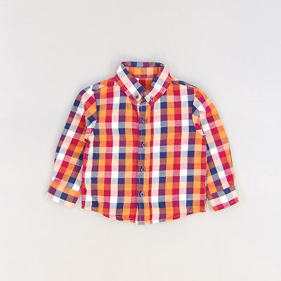 Camisa color Naranja marca Rebel 9 Meses