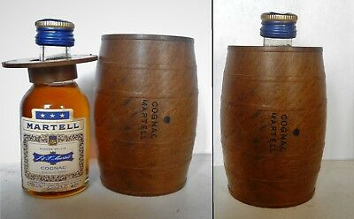 Mini Bottle Cognac Martell *** Old (2) 3 Cl Miniature