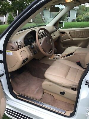 2005 Mercedes-Benz M-Class Special Edition Mercedes ML 350 Special Edition 2nd owner, NO RESERVE Excellent Condition 141k