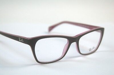 2072c434089 NEW RAY-BAN EYEGLASS Frames RB5298 5386 53-17-135 w Case CLOSEOUT ...