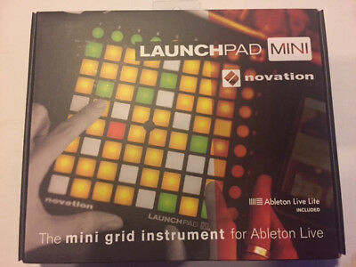 novation launchpad mini mk2 New, Boxed and never registered.
