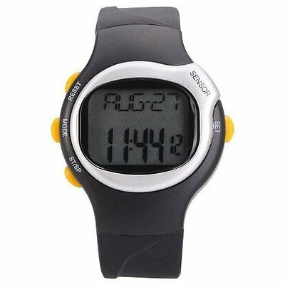 Mudder 6 in 1 Sport Watch with Heart Pulse Rate Monitor Calorie Counter
