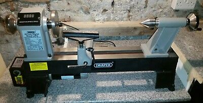 Draper woodturning lathe