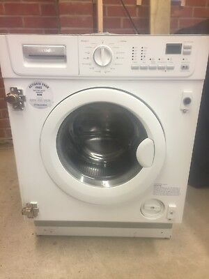 Electrolux EWX 14440 W - Fully Integrated Washer Dryer