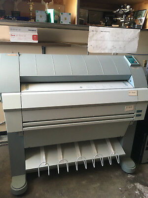 OCE TDS 400 - Large Format Scanner/ Printer w/ Dell Computer & Software