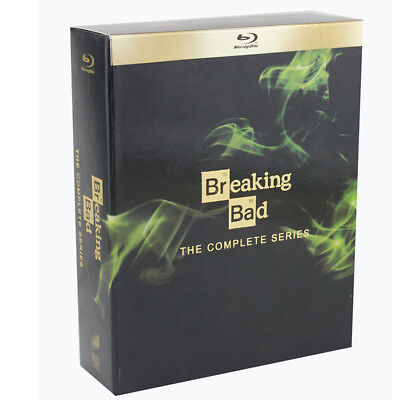 Breaking Bad: The Complete Series Season 1-6(DVD,21-Disc Set)BRAND NEW
