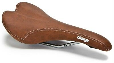 Charge Spoon Lightweight Mountain Bike Hybrid Road Fixie Bicycle Saddle Brown
