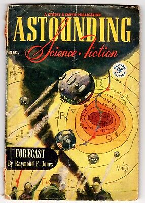 ASTOUNDING Science Fiction December 1946 Vol.5 No.7 - British Edition