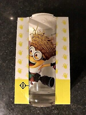 McDonald's Bicchiere Happy Meal Cattivissimo Me 3