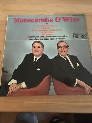Morecambe And Wise Lp