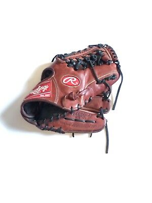 Rawlings Heart Of The Hide Gold Glove Pro200-4P LH Baseball Glove 11.5""