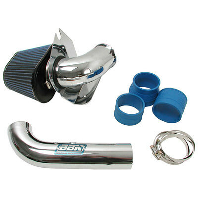 BBK 1557 Mustang Cold Air Intake Kit Fenderwell 5.0L 1986-1993