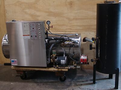 Electric steam boiler Reimers Electra 12hp , 120 kw , RXH120 stainless