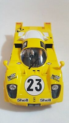 FLY CLASSIC FERRARI 512 S BERLINETTA SPA 1970 #23 ref C22 1:32 SCALE (light use)