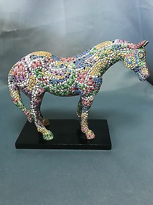 THE TRAIL OF PAINTED PONIES 1456 CABALLO BRILLANTE 2E/5959 horse