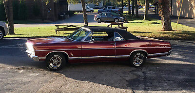 1967 Ford Galaxie 500 Ford Galaxie 500 Convertible