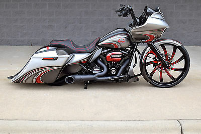 "2017 Harley-Davidson Touring  2017 ROAD GLIDE S BAGGER *1 OF A KIND* 26"" WHEEL! 1ST CLASS BAGGER!! MUST SEE!!"